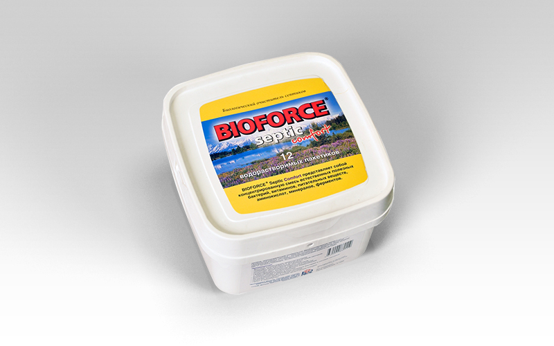 BIOFORCE Septic Comfort